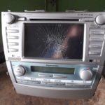 Замена тачскрина на магнитоле,Замена экрана автомагнитолы