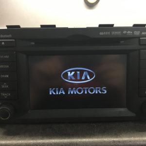 Штатная магнитола KiA Mohave - MTXT900HM