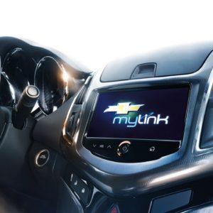 Штатная магнитола (ШГУ) Mylink для Chevrolet Cruze и Aveo (2012-2014г.) — LG  LSP2GTD