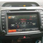 Замена тачскрина на магнитоле,Замена экрана автомагнитолы KiA Sportage 3