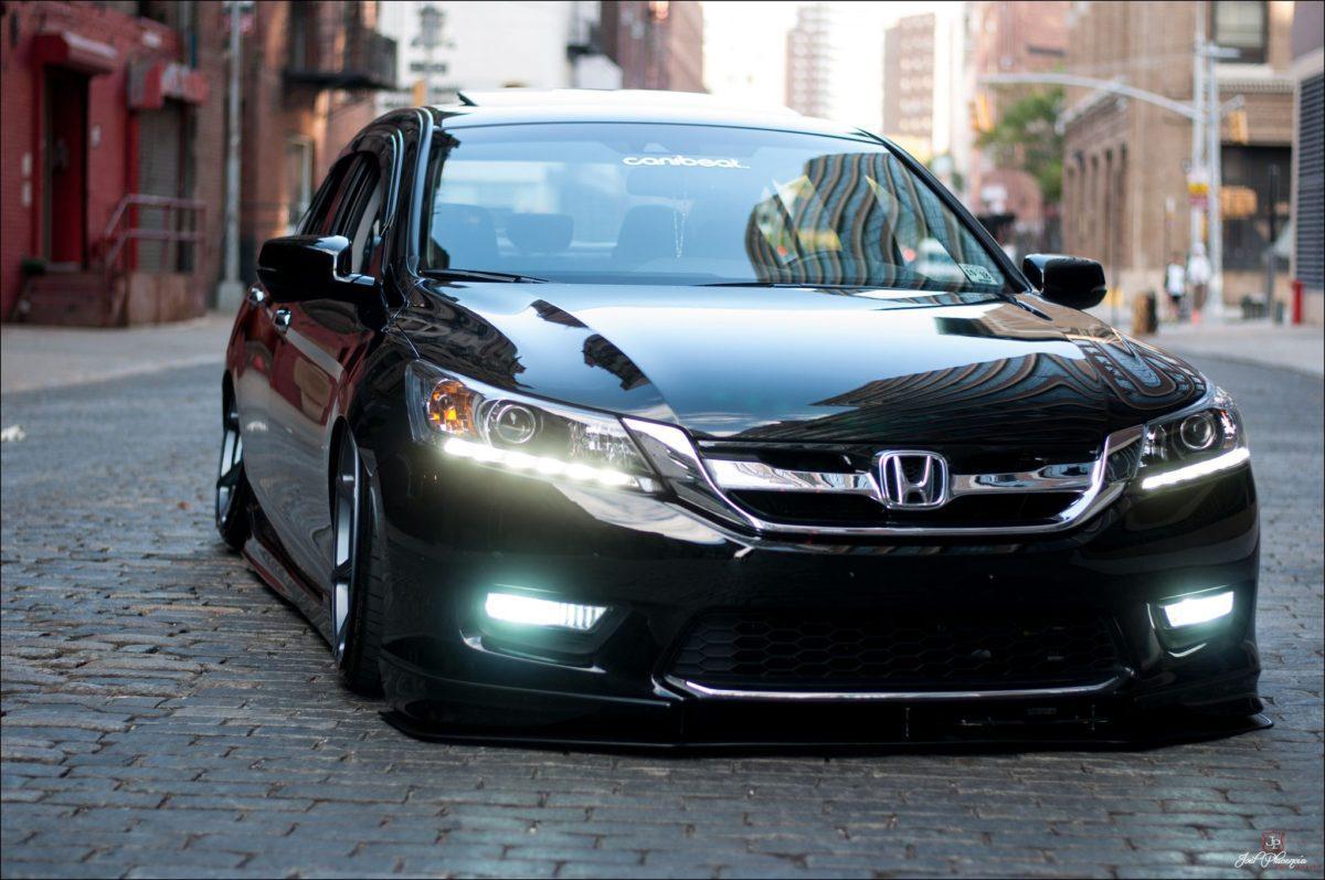 Ремонт штатных магнитол Honda Accord