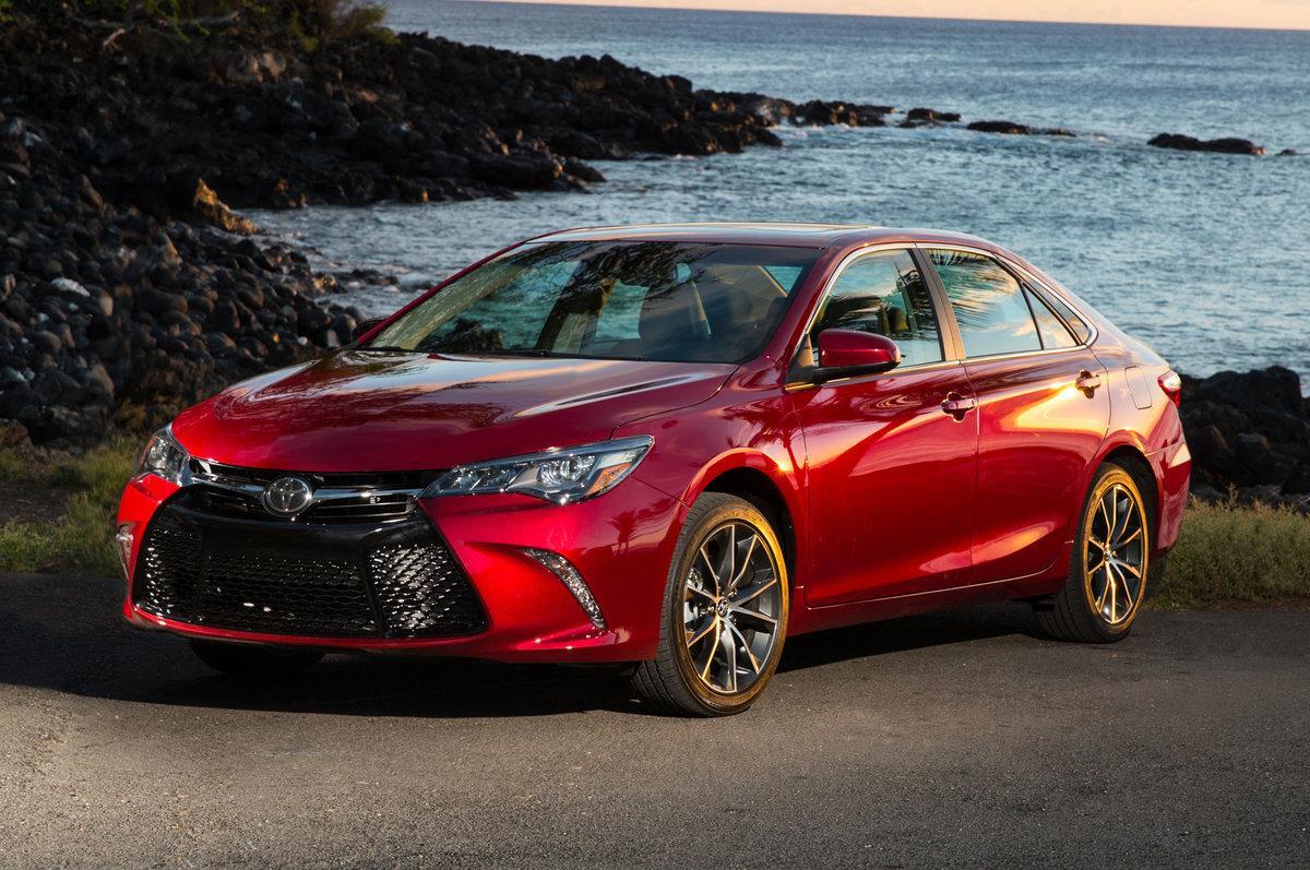 Ремонт штатных магнитол Toyota Camry