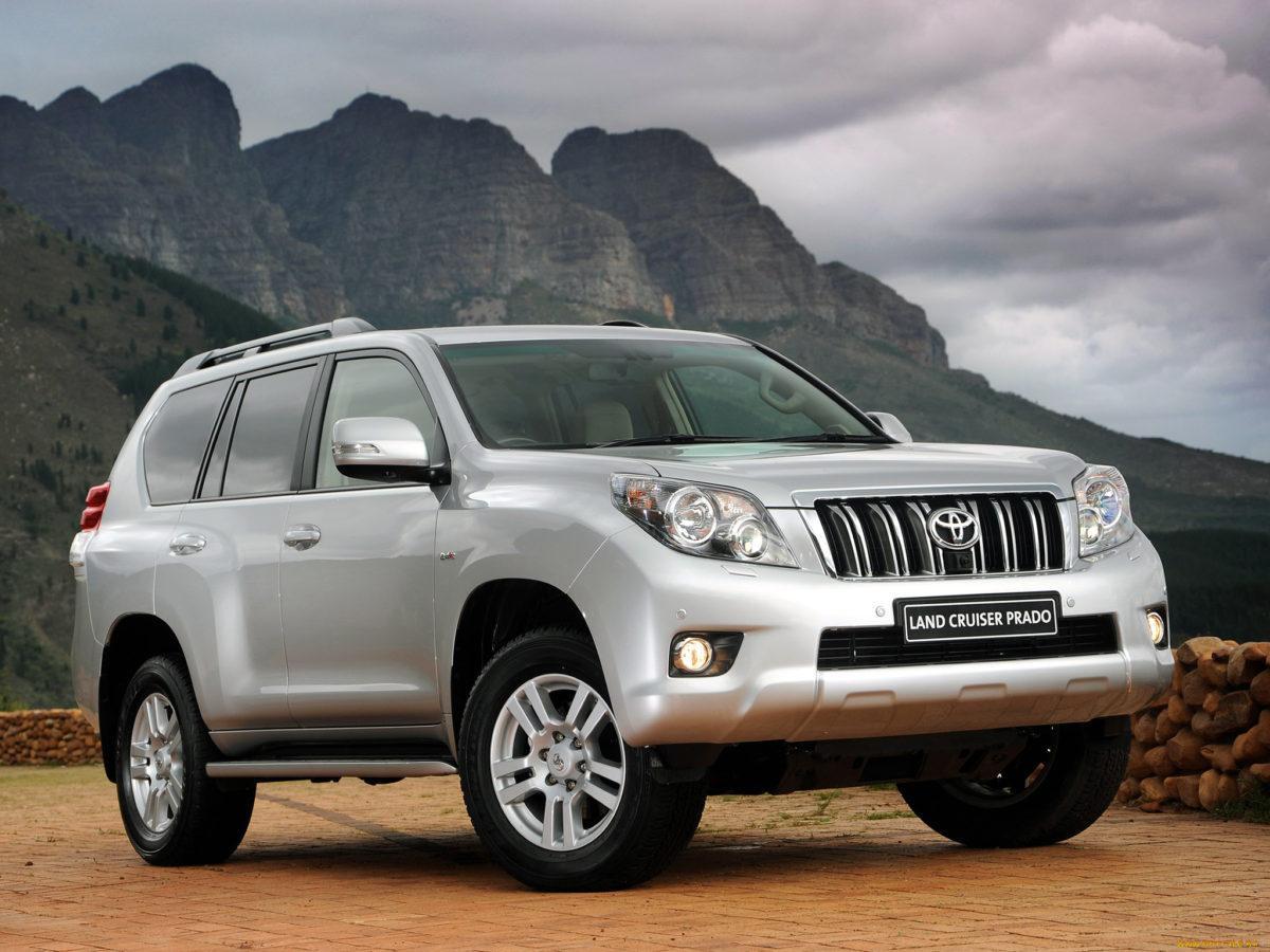 Ремонт штатных магнитол Toyota Land Cruiser Prado