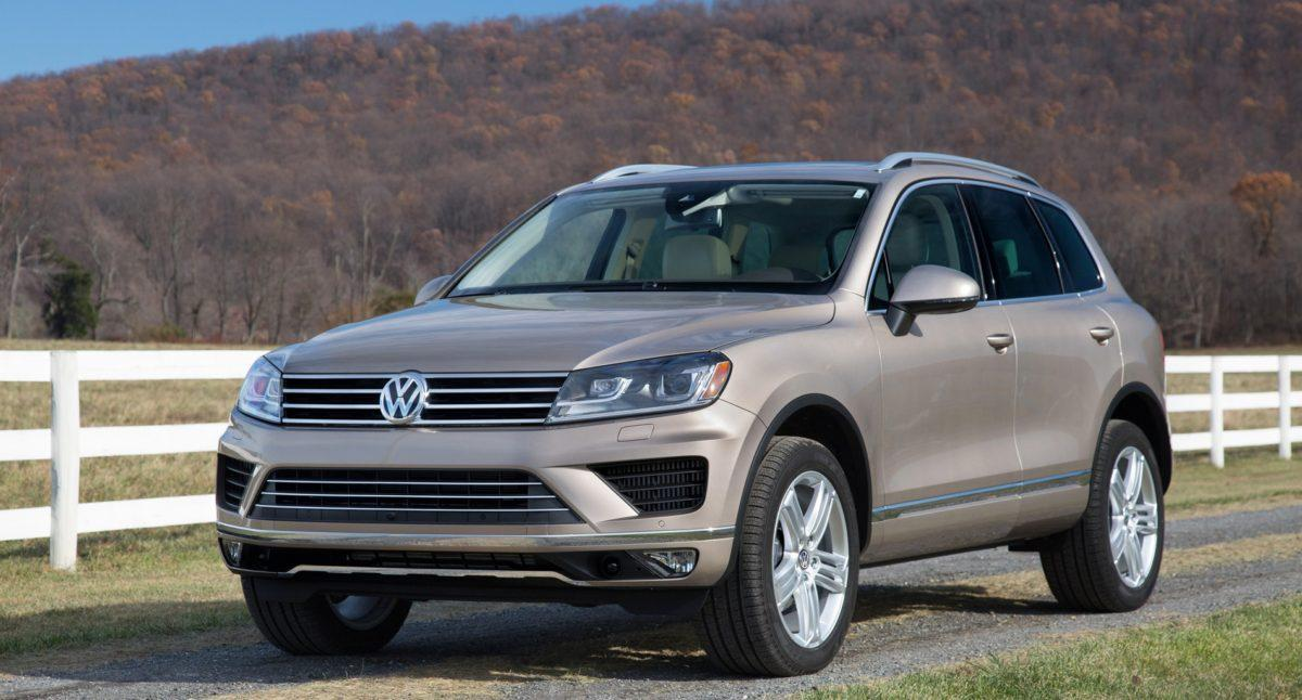 Ремонт штатных магнитол Volkswagen Touareg