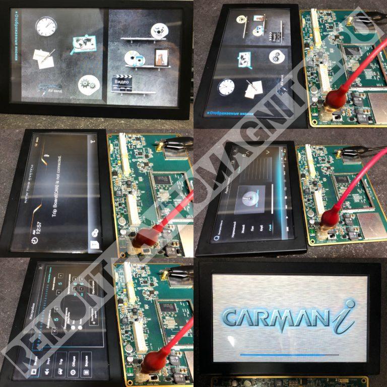Carmani cx500 ремонт,прошивка