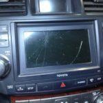 замена тачскрина, сенсорного экрана на автомагнитоле