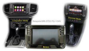 Read more about the article Ремонт MiB1,MiB2 и MiB2,5 — VW/Skoda
