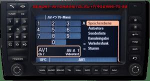 Ремонт PCM2.1