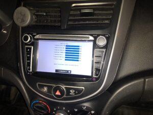 Прошивка Fhantom DVM-1010IQ Hyundai Solaris REMONT-AVTOMAGNITOL.RU