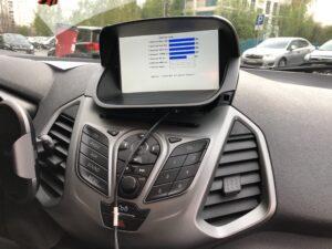 Ремонт/Прошивка Fhantom DVM-8550G iS Ford Kuga,S-MAX,Focus3